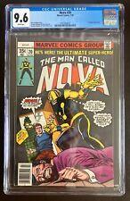 Nova #20 CGC 9.6 White Pages New Case Marvel July 1978