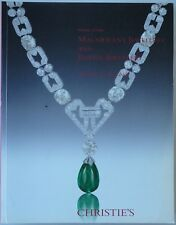 Christie's Hong Kong Magnificent Jewellry and Jadeite Jewellery 1 June 2006 | Ve