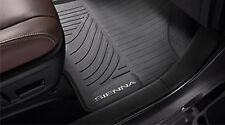 2013-2019 Sienna Floor Mats All Weather Liners 8PC Genuine Toyota PT908-08170-02