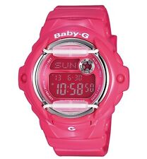 Casio Baby-G * BG169R-4B Color Gloss Solid Pink Women COD PayPal Ivanandsophia