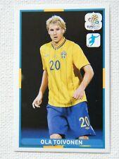 #101 Ola Toivonen - AH / Panini football Euro 2012