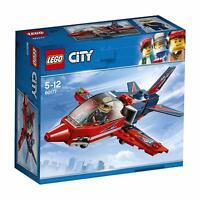 LEGO® City Great Vehicles 60177 Düsenflieger Pilot Flugzeug ab 5 Jahre NEU & OVP