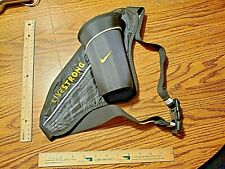 Nike LiveStrong running jogging hydration water bottle holder holster Rare L@K