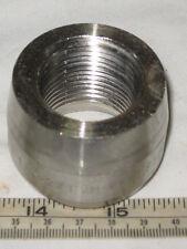 "Stainless Steel Thredolet 1""NPTx 3-1/2""-2""  Weld on pipe Fitting"