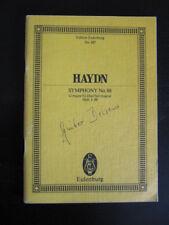 HAYDN - Sinfonie G-Dur No.88 Hob.I:88 - Taschenpartitur