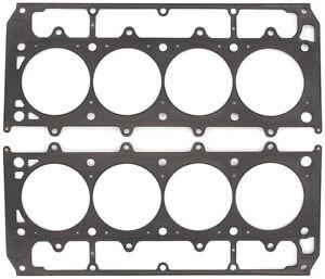Genuine Chevrolet LSX 454 Crate Motor Head Gasket Pair 0.051 Thickness 19170419