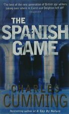 The Spanish Game By Charles Cumming. 9780141017839