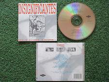 """Latin Pop INSIGNIFICANTES """"Cuestion de Tiempo"""" VERY RARE 1990 Spain CD HOMBRES G"""