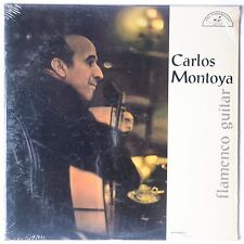 CARLOS MONOTYA: Flamenco Guitar SHRINK ABC ORIG NM Vinyl LP