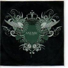 (AP221) Anemic, Train to Hell - DJ CD