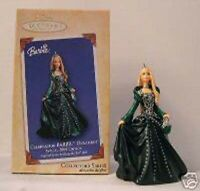 Hallmark Keepsake Ornament Celebration Barbie 2004 Ed.