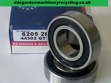Top Quality Replacement Deck Bearings for Westwood Twin Blade Decks 1 Pair