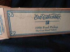 1:25 1956 Ford Pickup Die Cast Metal Vehicle Ertl Collectibles