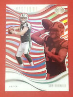2018 Panini Illusions Sam Darnold Mystique Rookie Acetate NY Jets FREE SHIPPING