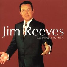 According to My Heart - Jim Reeves - 36 MUSIC TRACKS - 2 CD SET - LIKE NEW -G914