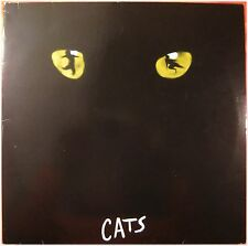Cats, The Company, G/VG, 2 LP (2910)
