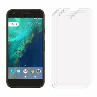 2 x Clear For Google Pixel 3a Screen Protector Film Foil Saver For Mobile Phone
