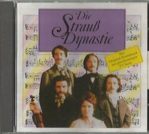 = A -1 CD Die Strauß Dynastie / Original Soundtrack zur TV Serie