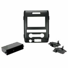 Scosche FD1438B Car Stereo Double Din Installation Kit 2009-12 Ford F-150