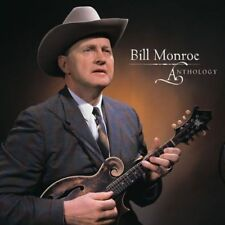 CD de musique bluegrass Bill Monroe