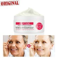 Peptide Cream Collagen Anti-wrinkle Firming Whitening Acne Face Anti Aging Care