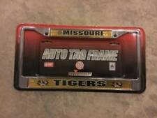 Missouri Mizzou Tigers License Plate Frames New