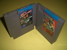 Spy Kid & Spy Hunter 5 Screw in VERY GOOD COND for NES Nintendo! TESTED & WORKS!