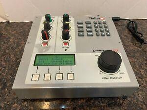Tieline Commander G3 Portable POTS/USB/IP, Broadcast Audio Codec