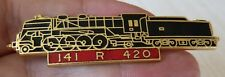 LONG PIN'S SNCF TRAIN LOCOMOTIVE MOTRICE 141 R 420 EGF