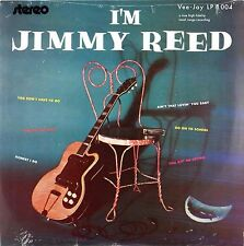 JIMMY REED I'm Jimmy Reed VEE-JAY RECORDS Sealed Vinyl LP