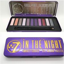 W7 ´In The Night´ Smokey Shades Eye Colour Palette NEU&OVP