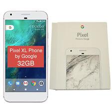 "New 5.5"" Google Pixel XL 2016 G-2PW2200 32GB Silver Factory Unlocked 4G Simfree"