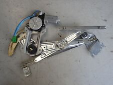 Subaru Forester SG9 STi 2004 Power Window Motor Regulator Front LHS