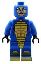 Personalizado diseñado Minifigura-Constrictor impreso en piezas de Lego