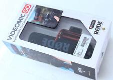 RODE VideoMic GO -Shotgun Microphone New In Factory Sealed Box
