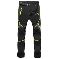 Men Waterproof Outdoor Fishing-Ride Hiking Camping Quick-Dry Pants Trousers 2018