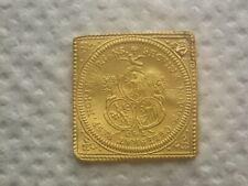Lammdukaten Klippe um 1700 Nürnberg Gold Mit Münzzeichen CGL- Dukat   W/20/590