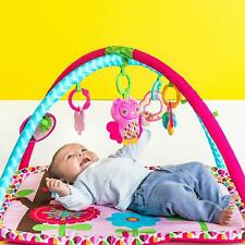 Bright Starts Charming Chirps Activity Gym, Pretty in Pink, toy newborn gift