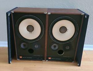 Vintage JBL 4311B Control Monitor 3 Way Speakers