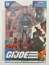 GI joe Classified COBRA ISLAND FIREFLY .. Target Exclusive ..