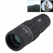 16X52 Telescopio Monocular Telescopio observación de aves Bolsillo Golf/Sport #149