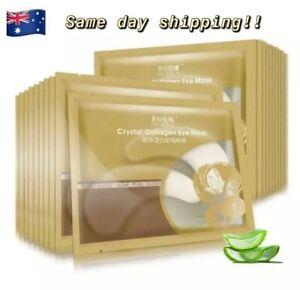 Cosmetic Collagen Eye Mask Anti Aging Dark Circle Puffy Pilaten Face Spa Gel