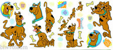 SCOOBY DOO WALL APPLIQUES- 25+ APPLIQUES- REALLY COOL FOR YOUR CHILDS ROOM