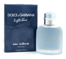 Dolce & Gabbana Light Blue Pour Homme Eau Intense Natural Spray 100ml