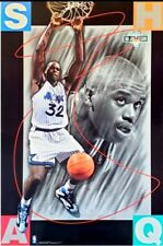 *New in Tube Shaquille O'Neal Jam Session 1993  Poster 24 X 36 Costacos Brothers