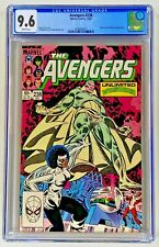Avengers #238 CGC 9.6 WP NM+ / Marvel 1983 / UNLIMITED VISION
