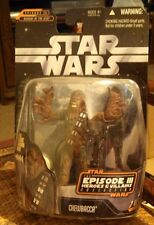 Star Wars Episode III Heroes & Villains Collection Chewbacca Mint on Card