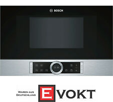 Bosch Bfr634gs1 Built In Microwave Stainless Steel