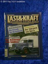 Last & Kraft 2/00 Schlüter Chronik der Buckelbusse