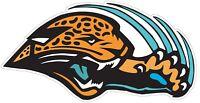 Jacksonville Jaguars NFL Vinyl Decal / Sticker Sizes Free Shipping